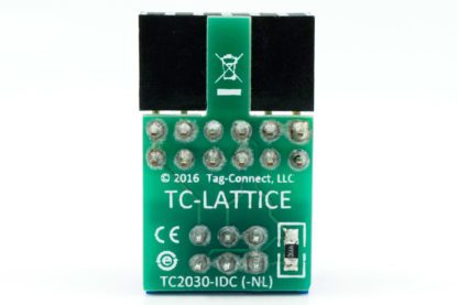 TC-LATTICE Adapter for Lattice debugger - rear