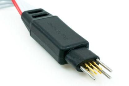 TC2030-NL no legs tiny PCB footprint connector