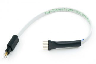 TC2030-PKT-NL plug-of-nail test cable for Microchip PICkit 3