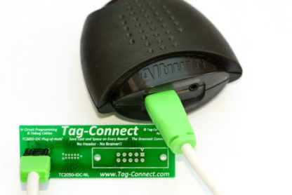 Altium's USB JTag debugger with TC2050-MINIHDMI cable