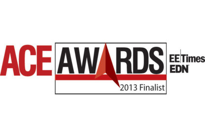 ACE Award 2013 finalist