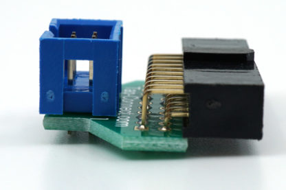 ARM Cortex adapter to 6 pin plug-of-nails for ARM SWD