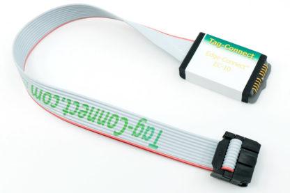 EC-10 Edge-Connect using near zero PCB board space