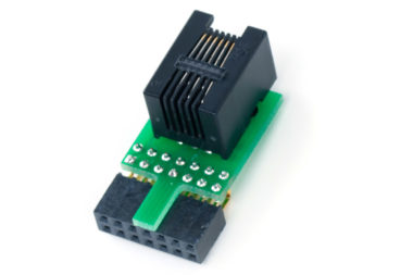 SPY-BI-TAG adapter for MPS430 MCU spy-bi-wire JTAG