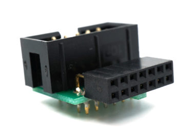 TC2050 XILINX Platform cable II adapter for Tag-Connect 10-pin cable - debugger connector