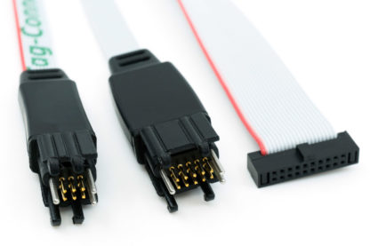 TC2030-CTX-ETM 20 pin ARM cortex cable for SWM with extra trace connections