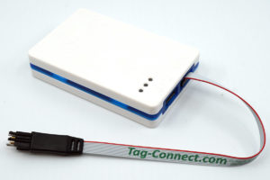Atmel ICE with TC2030-ICESPY LEMTA cable