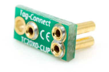 TC2030-CLIP test programming connector retainer