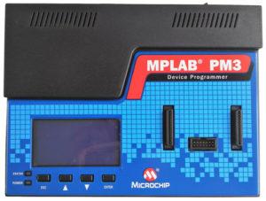 Microchip PM3 programmer