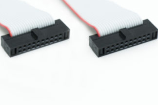 "Cortex 20 pin ribbon cable 0.05""/1.27mm pitch"