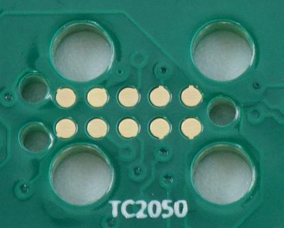 TC2050 Footprint