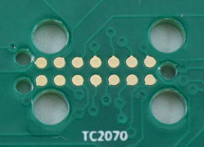 TC2070 Footprint