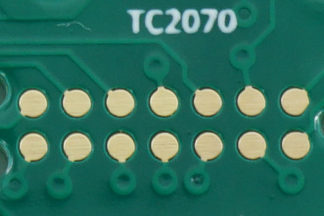 TC2070 NL Footprint