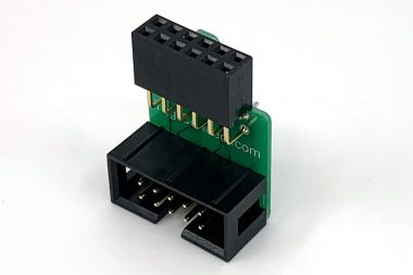 TC-LATTICE-10 adapter for Lattice programmer