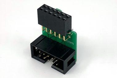 TC-LATTICE-10 adapter for Lattice programmer