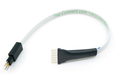 TC2030-PKT-SWD-NL Microchip Pickit4 & SNAP SAM programming cable
