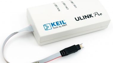 ARM Keil ULINK Pro with Tag-connect TC2030-CTX-20 debug/program/test cable