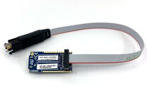 ST-Link V3 Mini with Tag-Connect™ 6-pin legged TC2030-CTX-STDC14 debug cable
