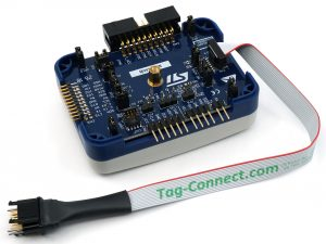 ST-Link V3 SET with TC2030-IDC-050 14 way cable and connector for programming/debugging STM32
