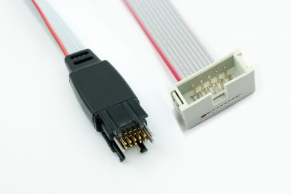 TC2050-ALT-M Tag-Connect 10-pin cable with male IDC