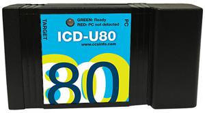 CCS ICD-U80 Programmer