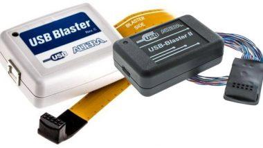 Intel Altera USB Blaster and USB Blaster II