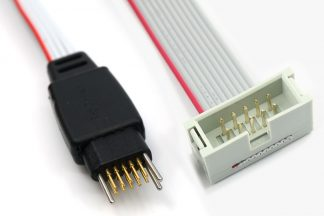 TC2050-NL-M no legs 10-pin programming cable with 10-pin male IDC for Altera USB Blaster